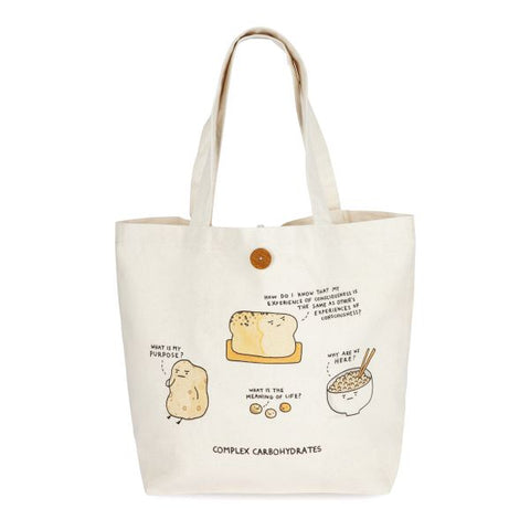 Ohh Deer Complex Carbohydrates Tote