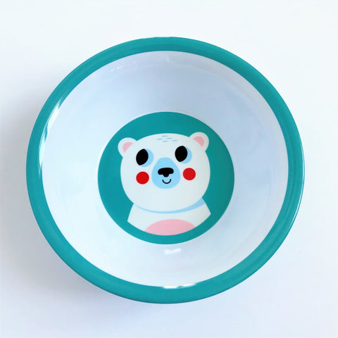 Omm Design Polar Bear Bowl