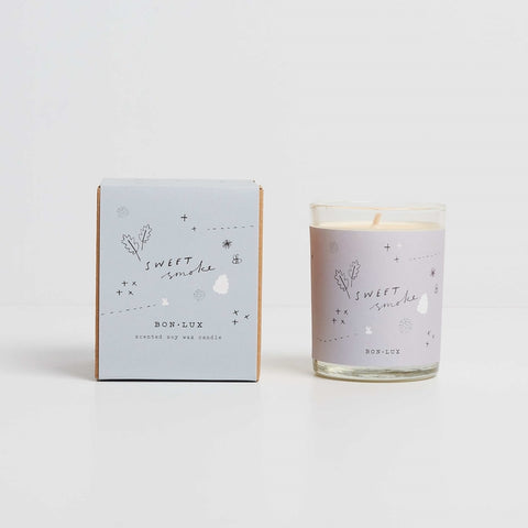 Bon Lux Sweet Smoke Candle