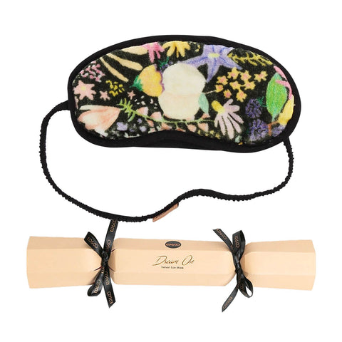 Kip & Co Meadow Velvet Eye Mask