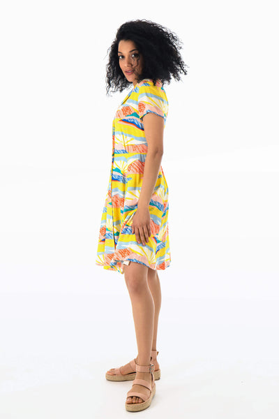 Emily & Fin Hailey Paintbox Valley Dress