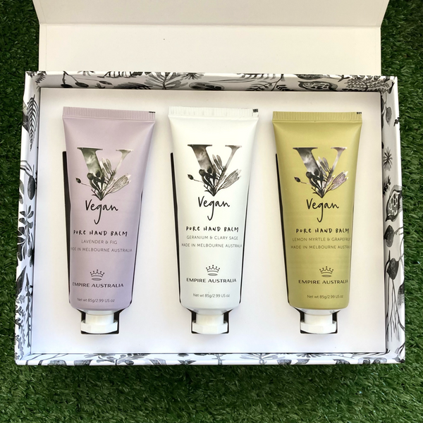 Empire Vegan Mini Hand Cream Trio