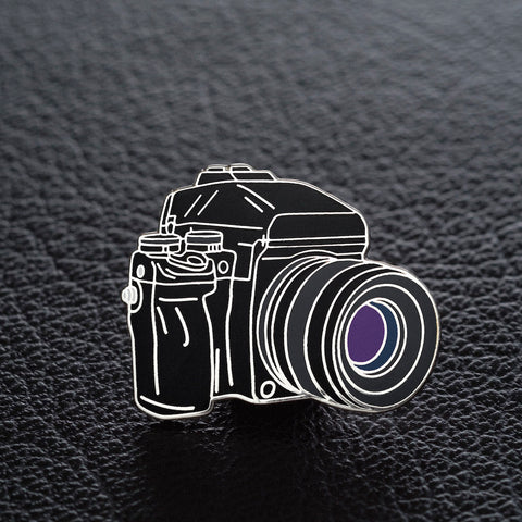 The Art of Film 645 Camera Pin
