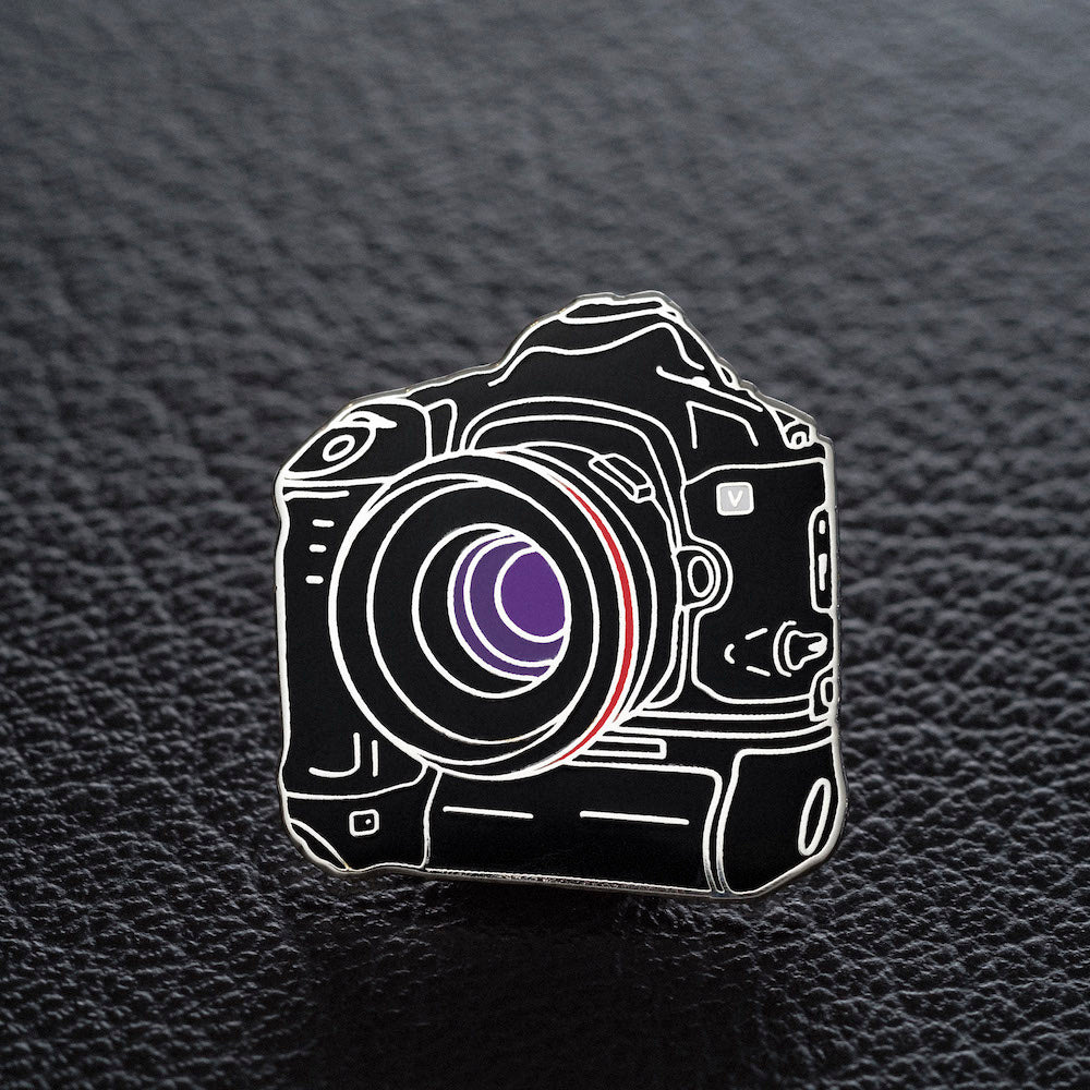 The Art of Film SLR-V Camera Pin