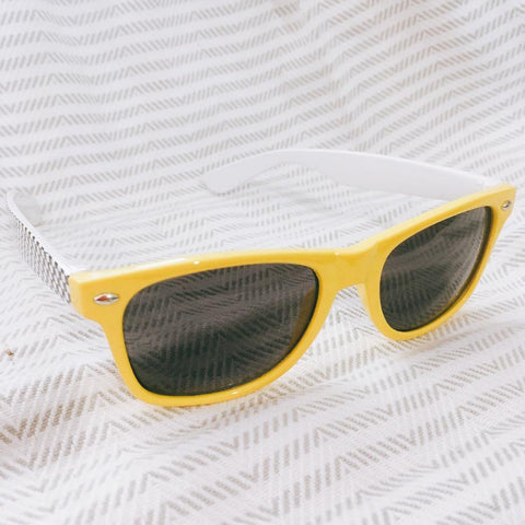 Unity Kids' Yellow Taxi Sunglasses