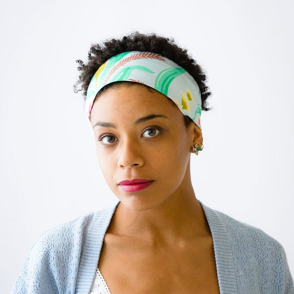 Lazybones Head Scarf - South Pacific