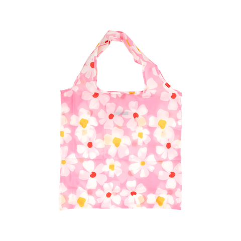 Project Ten Pocket Shopper in Flower Power print