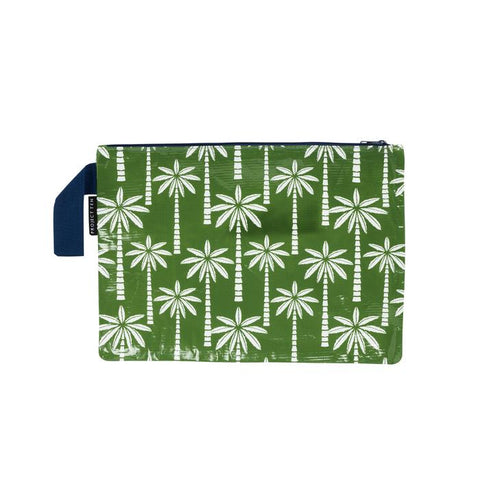 Project Ten Zip Pouch Desert Palm