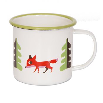 Omm Design Fox Mug