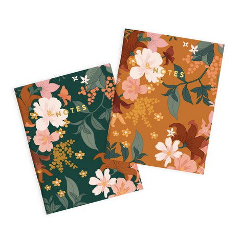 Fox & Fallow Bohemia Notebook Set