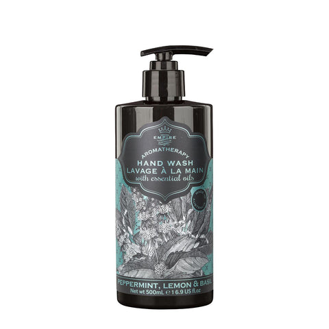 Empire Botanicals Peppermint, Basil and Lemon Hand Wash