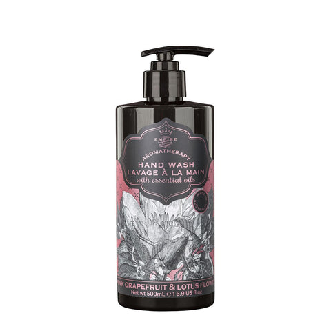Empire Botanicals Pink Grapefruit and Lotus Flower Hand Wash
