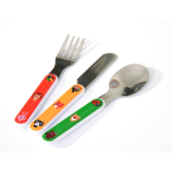 Omm Design Kids' Cutlery Set