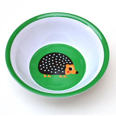Omm Design Hedgehog Bowl