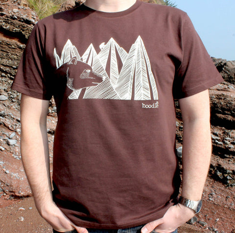 Boodle Mountain Bear Tee