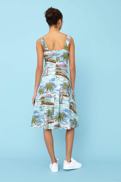 Emily & Fin Pippa Pacific Island Paradise Dress