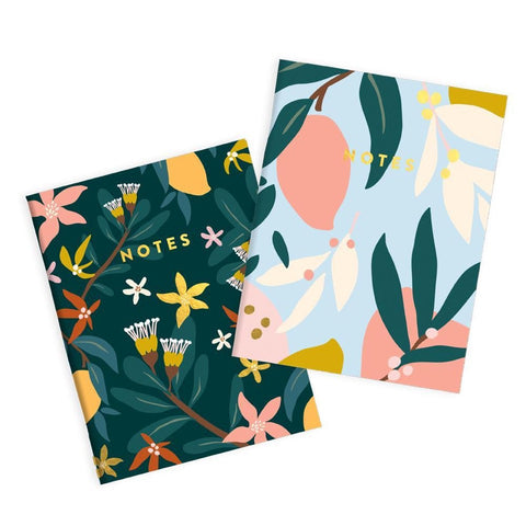 Fox & Fallow Mango Notebook Set