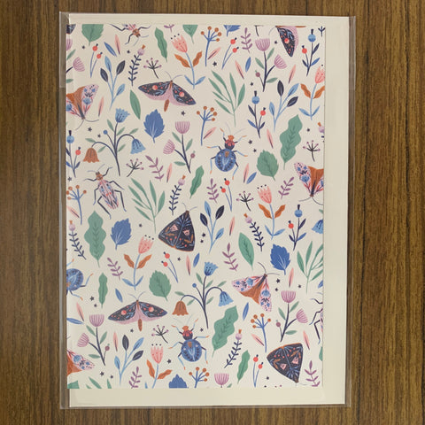 Flora Waycott Bloom Card