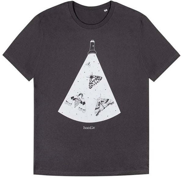 Boodle Moth Tee