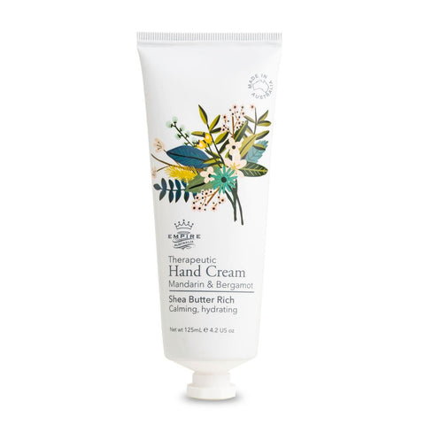 Empire Mandarin and Bergamot Hand Cream