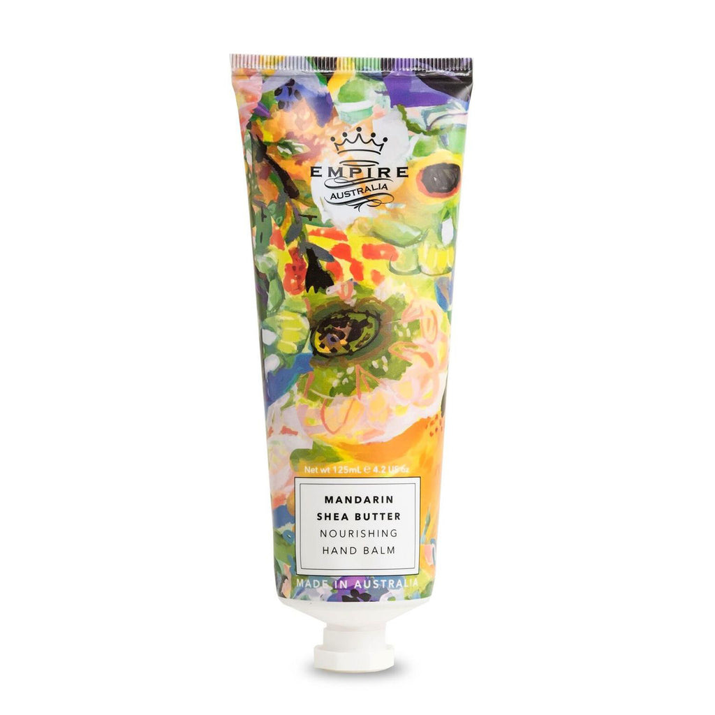 Empire Mandarin and Shea Butter Hand Cream