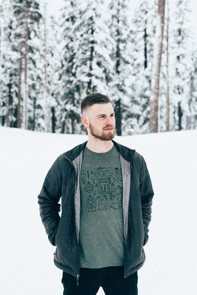 Moore Collection Forestry Gear Tee