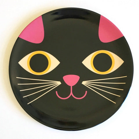 Omm Design Cat Face Plate