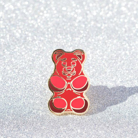 Pin Party Gummy Bear Pin