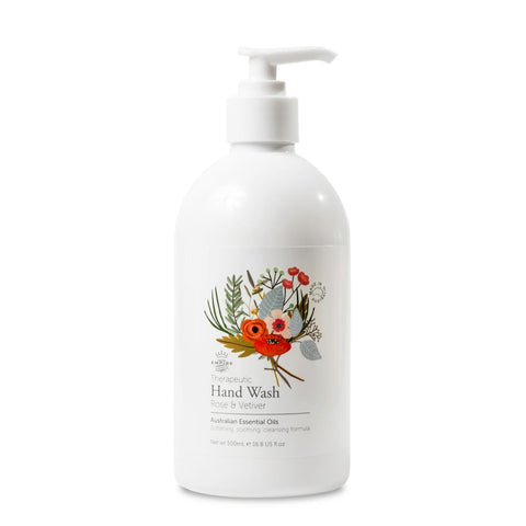 Empire Rose and Vetiver Hand Wash