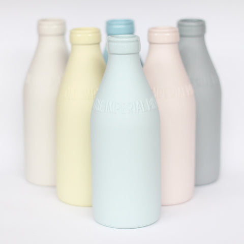 Urban Cartel Porcelain Milk Bottle