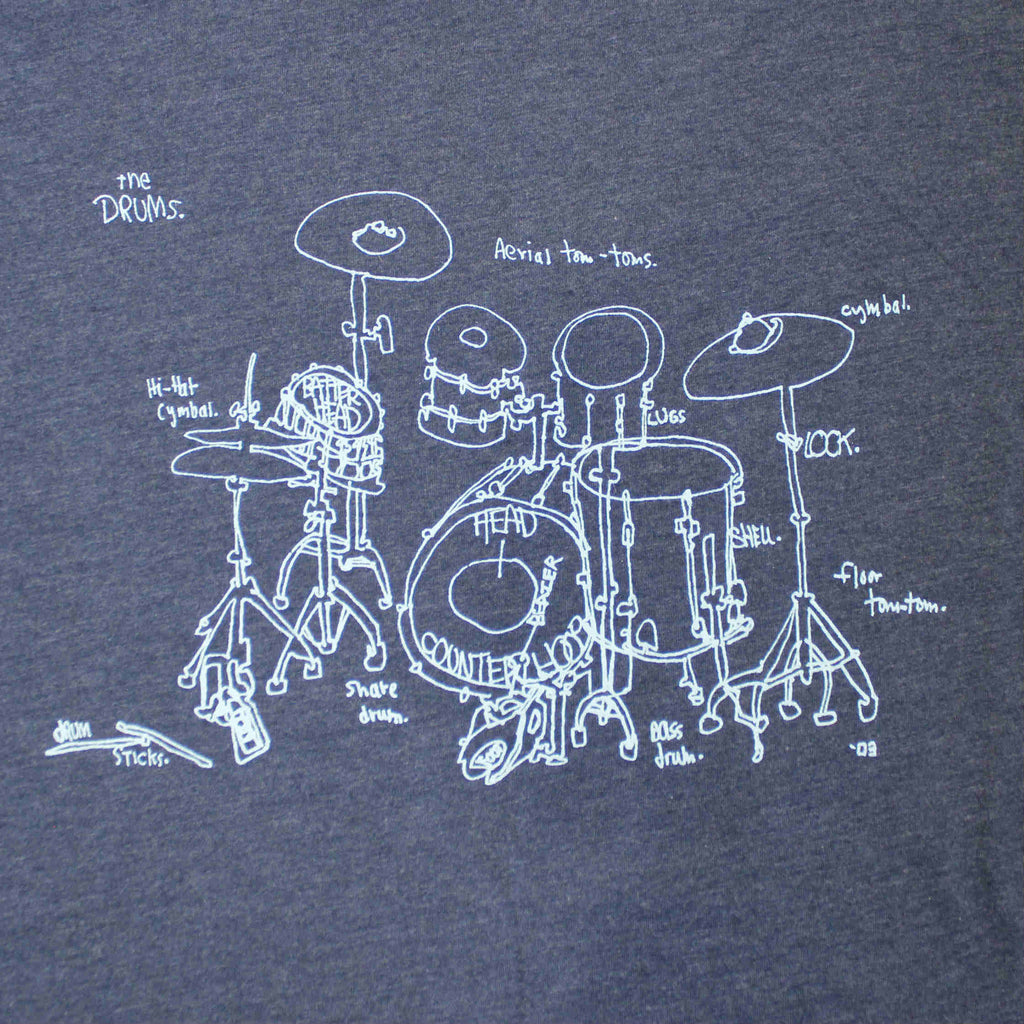 Slow Loris Drums Men's Tee