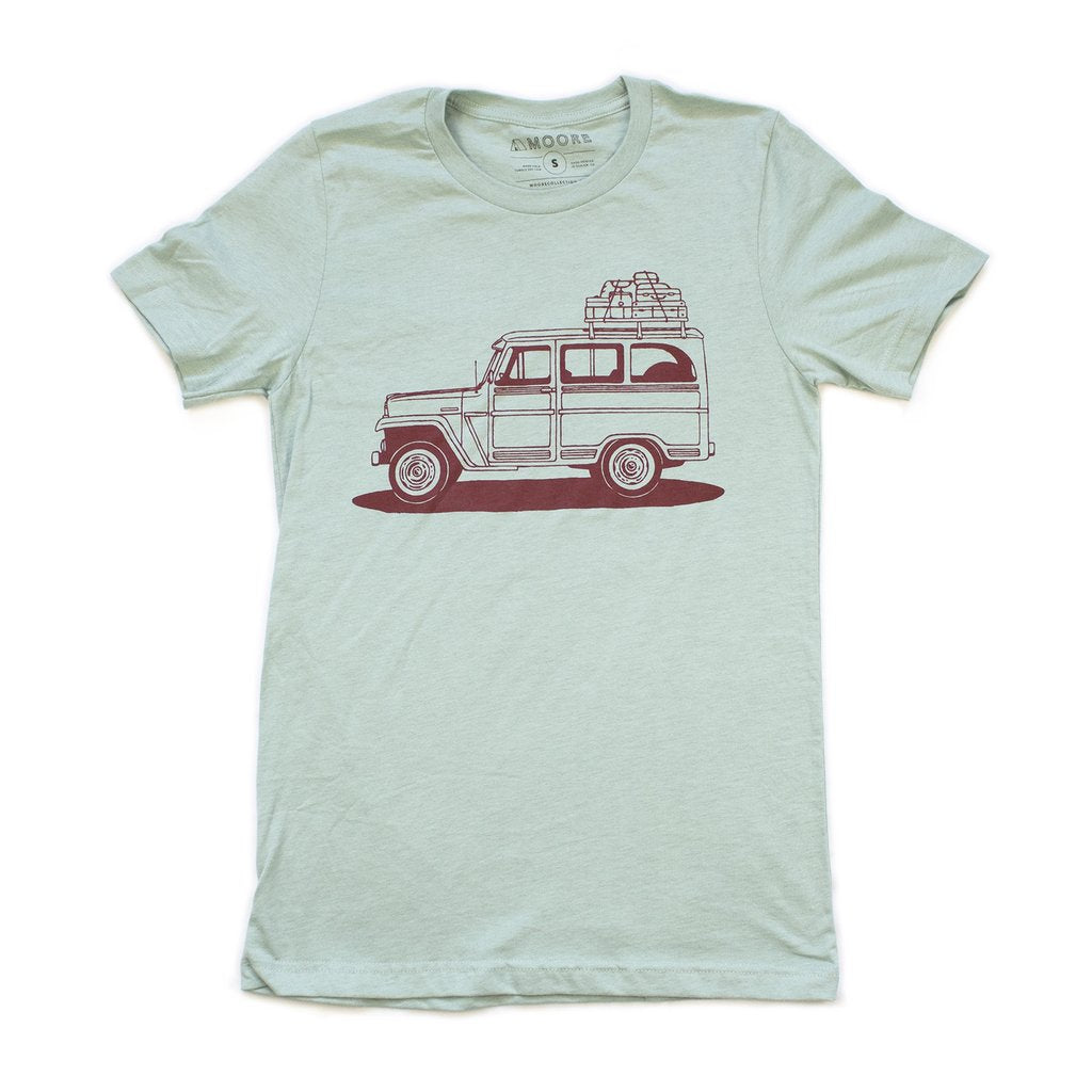 Moore Collection Willy Wagon Tee