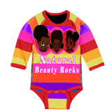 Natural Beauty Rocks Bodysuit