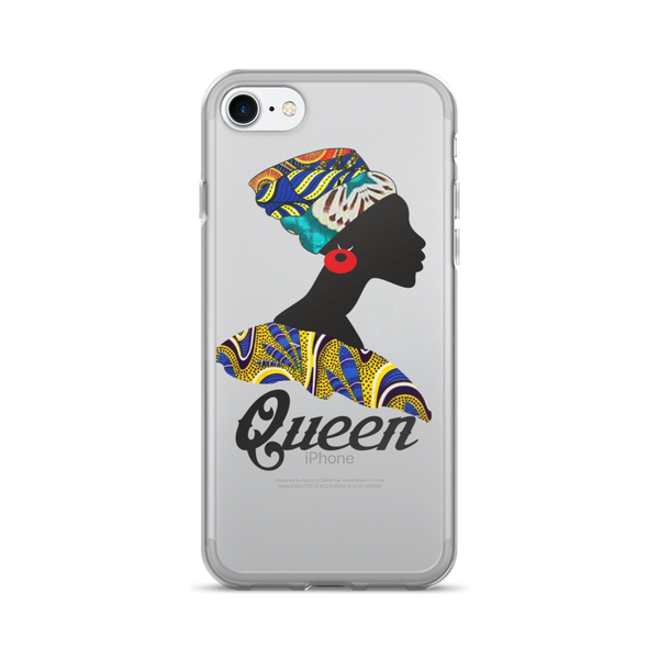 African Queen iPhone 7/7 Plus Case