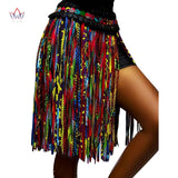 African Beads Handmade Jewelry Skirt/Necklace