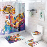 King and Queen Bathroom Set