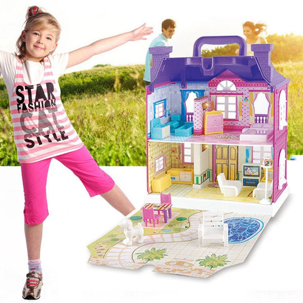 Tieky Doll House