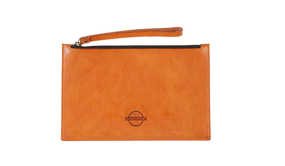 "Clutch ""Natural"" Cognac"