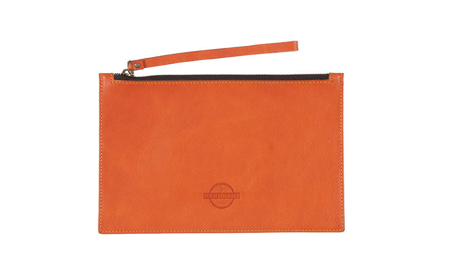 "Clutch ""French"" Orange"