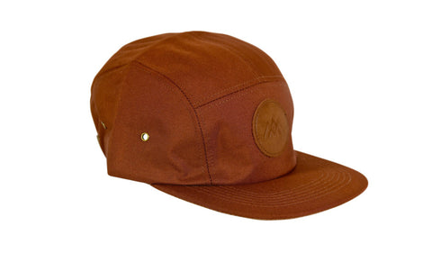 Trademark Cap Orange