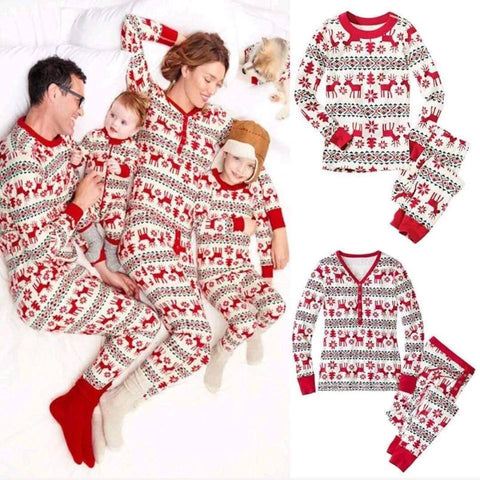 Men's reindeer Christmas Pjs
