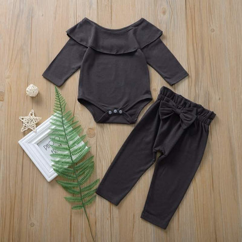 Lucy Baby Frill Lounge Wear