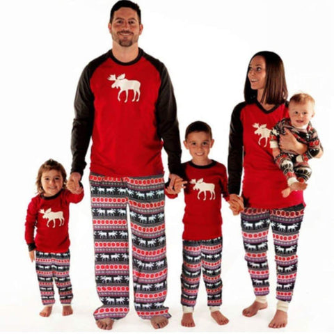 Men's Reindeer Pjs