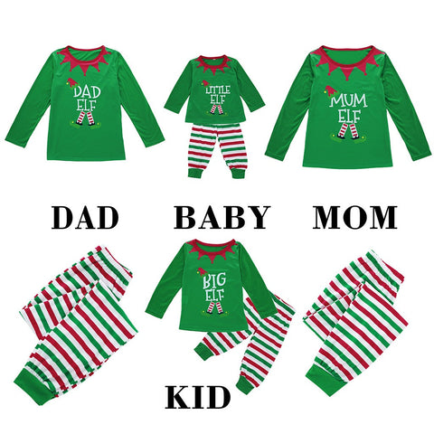Men's Elf Pjs