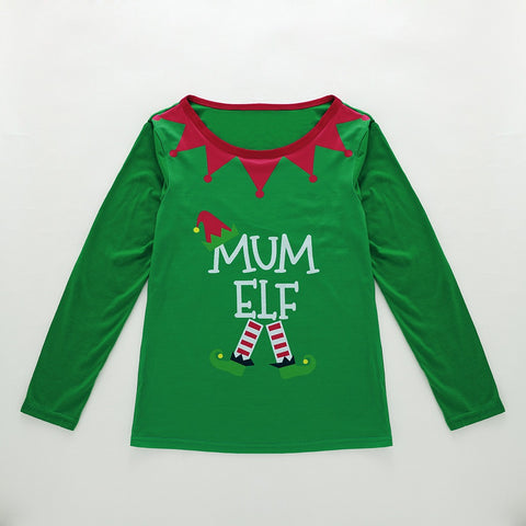 Women's Elf Pjs