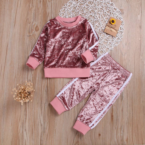 Pink Valour Lounge Wear