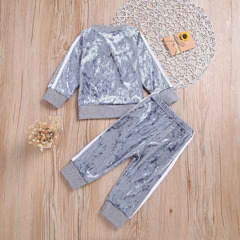 Grey  Valour Lounge Wear