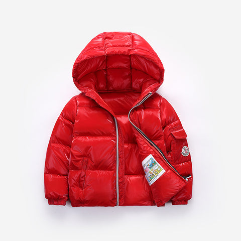 Kids Mon Bombers Red