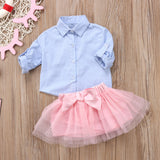 Lolo Outfit Shirt & Skirt