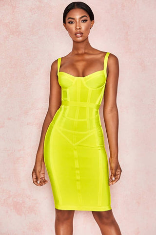 Shona Bandage Dress